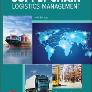 supply chain management 5th edition solution manual