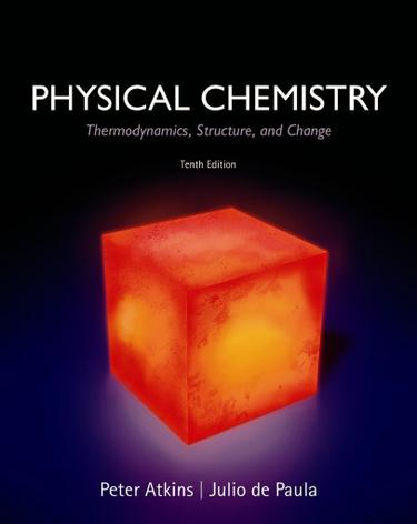 physical chemistry atkins 11th edition solutions manual