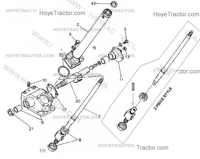 little rocker hitch service parts manual