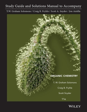organic chemistry study guide and solutions manual solomons