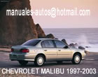 2000 chevy malibu parts manual