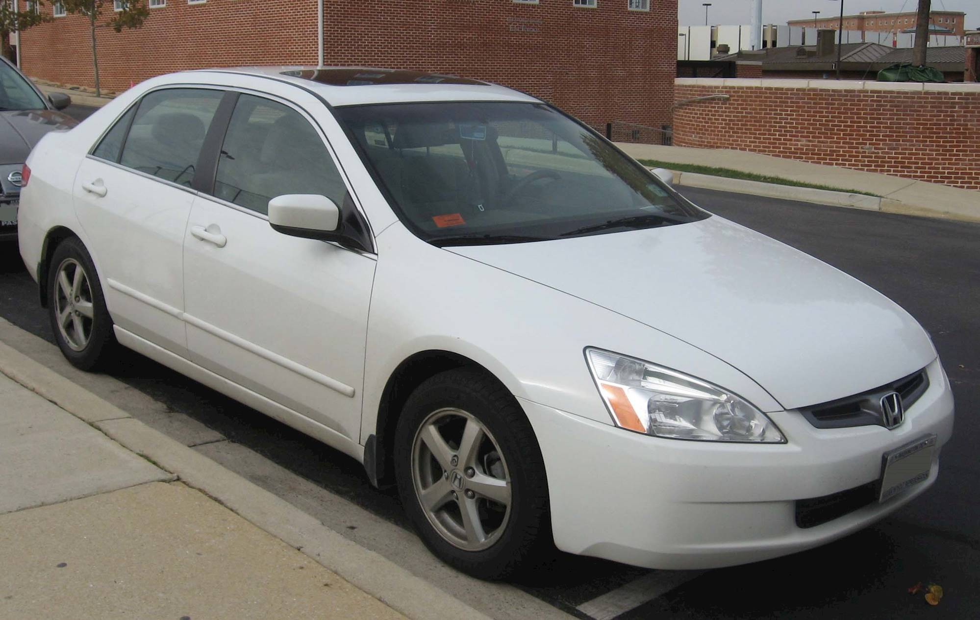2003 honda accord ex manual