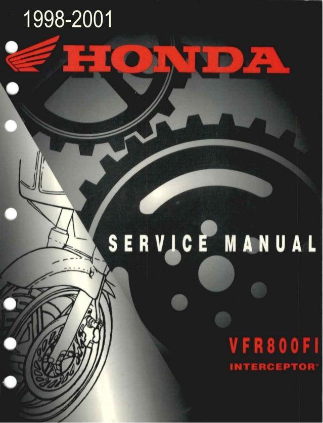 2000 honda vfr800 interceptor owners manual