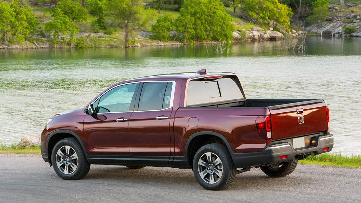manual lock for 2019 honda ridgeline