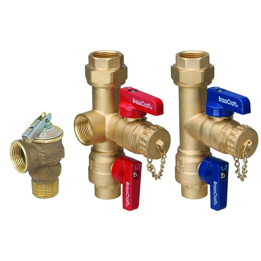 residential 1 manual water valve parts
