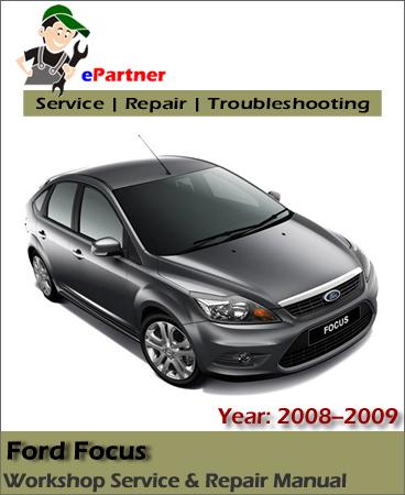 2008 ford focus parts manual