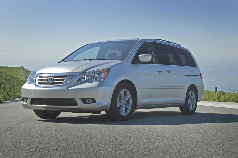 2009 honda odyssey touring manual