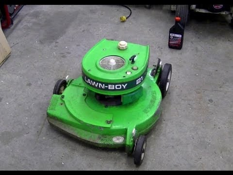 lawn boy silver series 4.5 hp 4 cycle parts manual