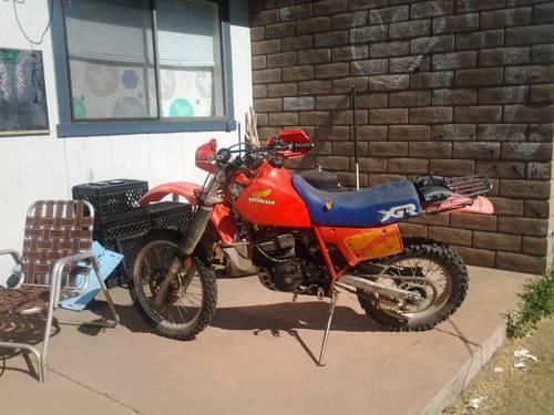 honda crf 100 parts manual