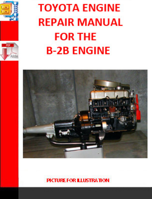 toyota mark 2 engine repair manual