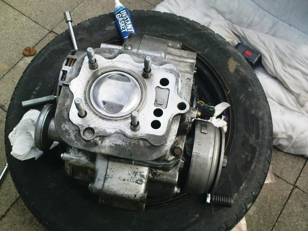 honda cg 125 engine manual