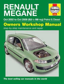 renault scenic 2 workshop manual free download