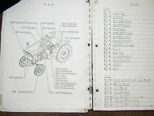 mitsubishi bd2g dozer parts manual pdf