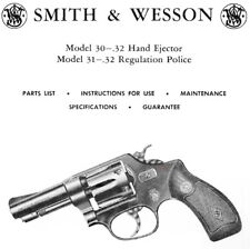 smith and wesson parts manual
