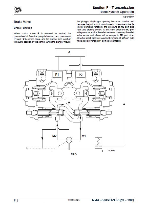 jcb js200 parts manual pdf