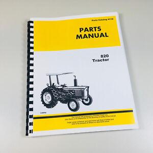 john deere 4030 parts manual