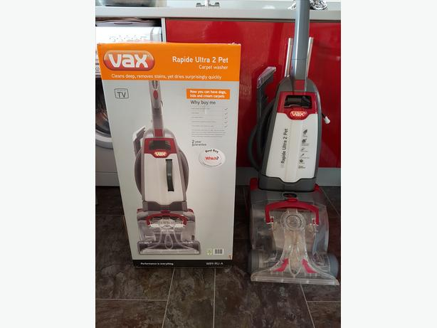vax centrix 2 pet manual