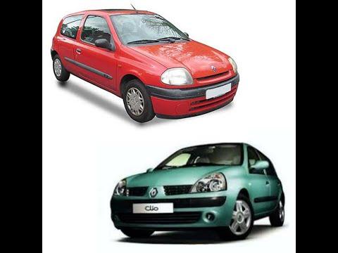 renault clio 2 service manual pdf