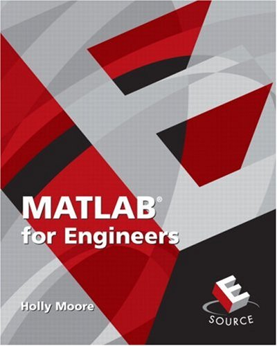 matlab for engineers solutions manual holly moore