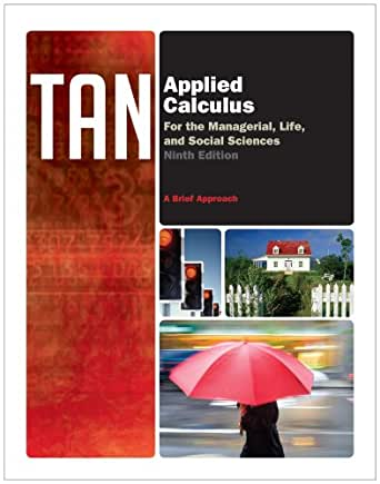 brief calculus an applied approach 9th edition solutions manual
