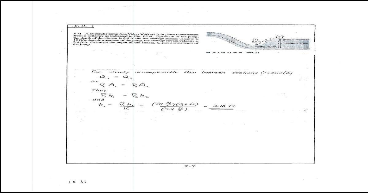 fundamental of fluid mechanics 6th edition solution manual
