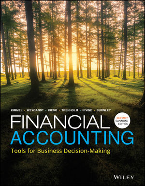 kimmel financial accounting 5e solutions manual