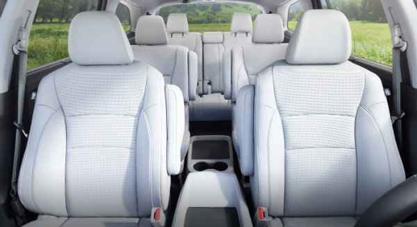 honda pilot 2nd row manual moving seats
