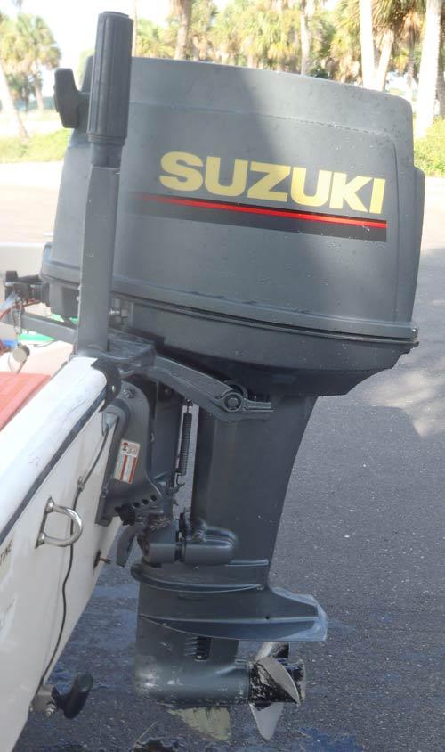 suzuki 25 hp outboard parts manual