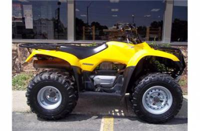 2005 honda recon 250 manual