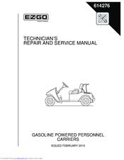 2004 ezgo txt parts manual