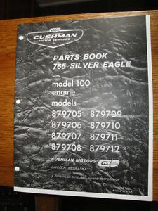 cushman eagle 807759 parts manual