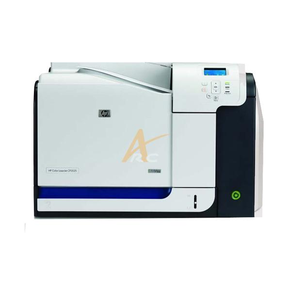 hp colour laserjet cp3525dn manual