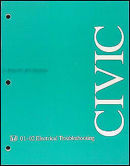 2001 honda civic service manual free