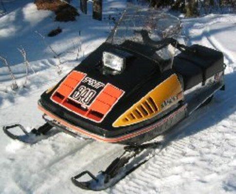 1974 ski doo parts manual