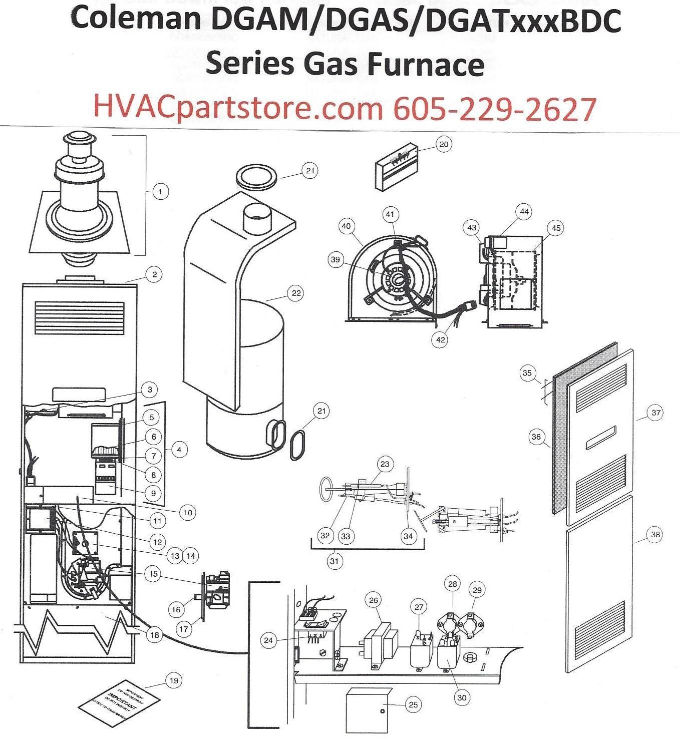 carrier oil furnace 58hu085 parts manual
