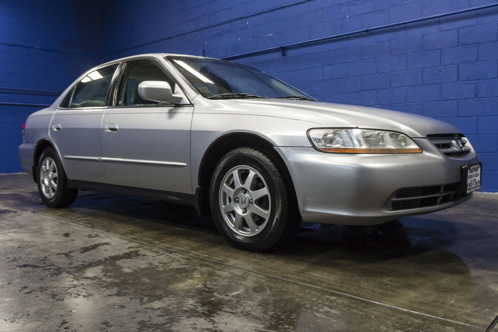 honda accord 2002 se drivers manual