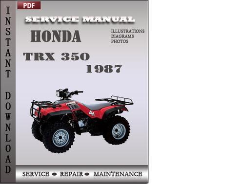 1984 honda big red 200es manual