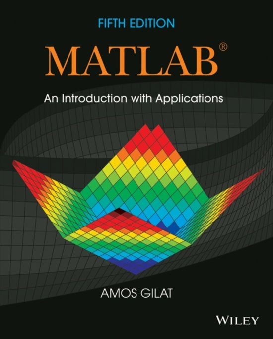 a concise introduction to matlab solution manual