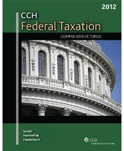 cch federal taxation 2015 solutions manual