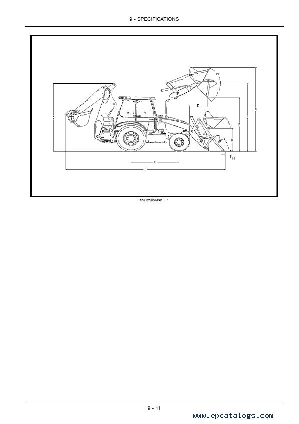 case 590 super n part manual