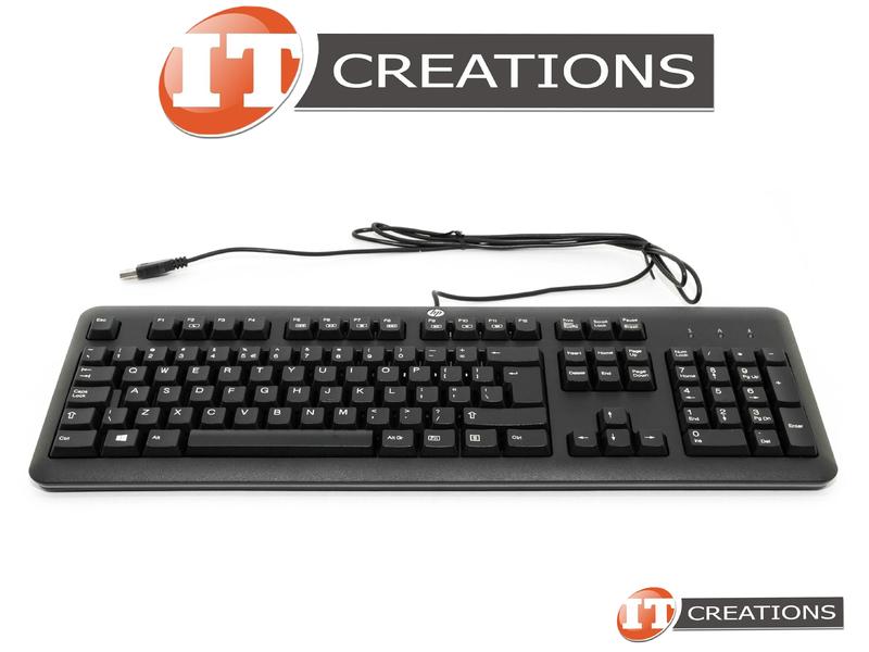 hp keyboard ku 1156 manual