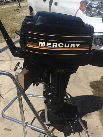 mercury 9.8 hp outboard motor manual