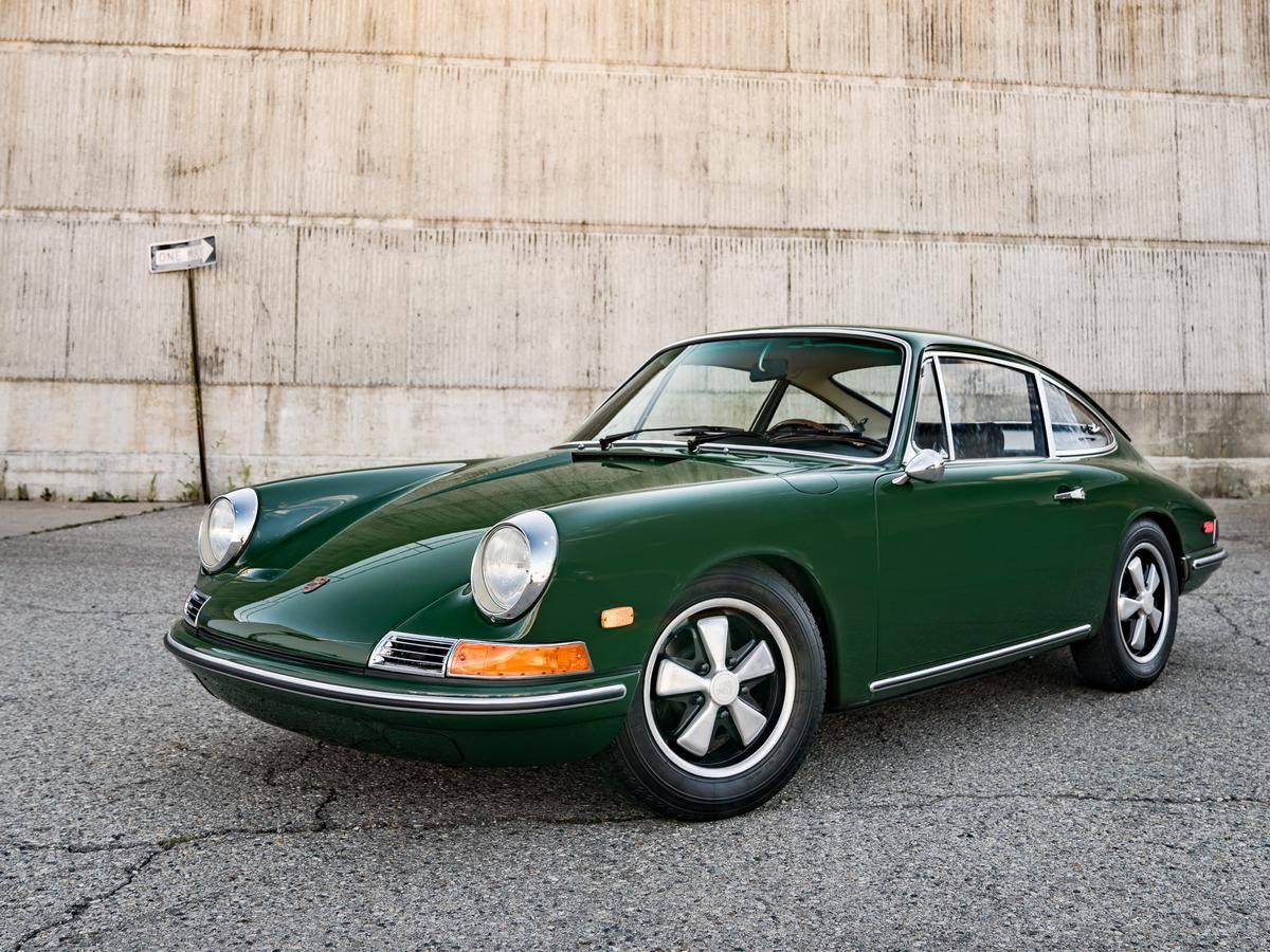 parts manual 1968 porsche 911