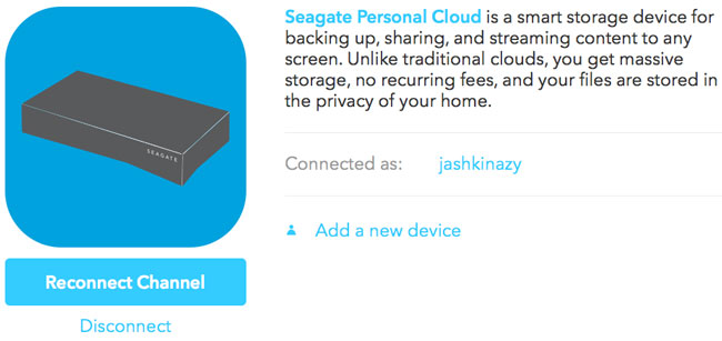 seagate personal cloud 2 manual