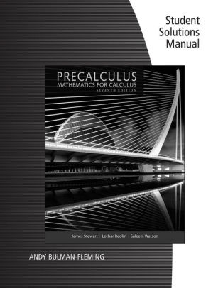 stewart essential calculus solution manual pdf